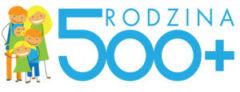 Banner przekierowujący do podstrony dotyczącej programu 500+