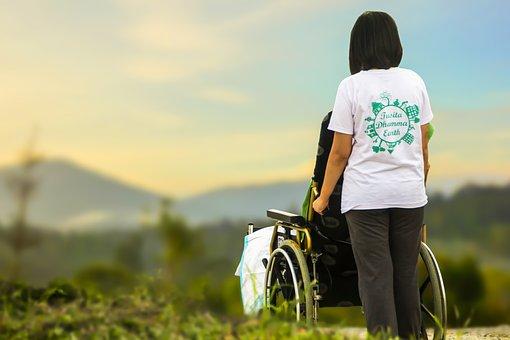 Obrazek ilustrujący wpis dotyczący osób z niepełnosprawnością