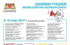 Więcej o: Gdański Tydzień Bezpieczeństwa Ekonomicznego