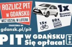 Więcej o: Płacisz podatki w Gdańsku – wygrywasz podwójnie!