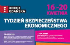 Więcej o: Tydzień Bezpieczeństwa Ekonomicznego w Gdańsku – bezpłatna pomoc, porady prawne, spotkania edukacyjne!