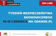 Więcej o: Filmowy i wirtualny Tydzień Bezpieczeństwa Ekonomicznego w Gdańsku!